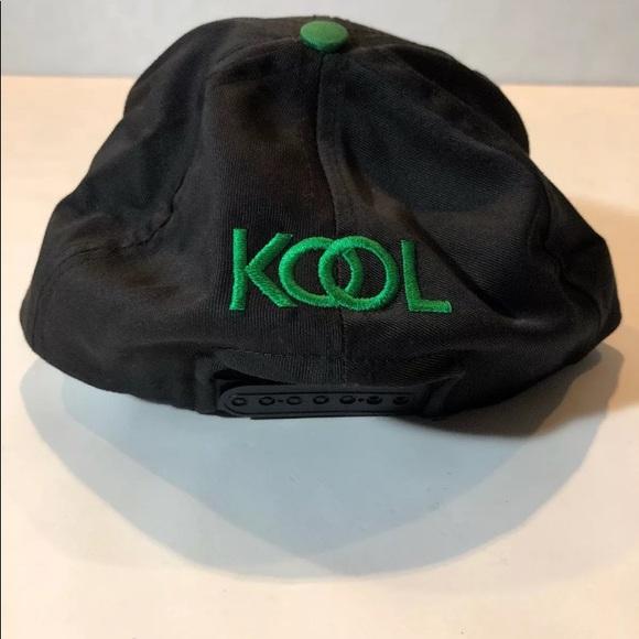 1c804a4f515fc Kool cigarettes SnapBack Vintage Hat 90s Rare. M 5c06b7cea5d7c61f66199fbd